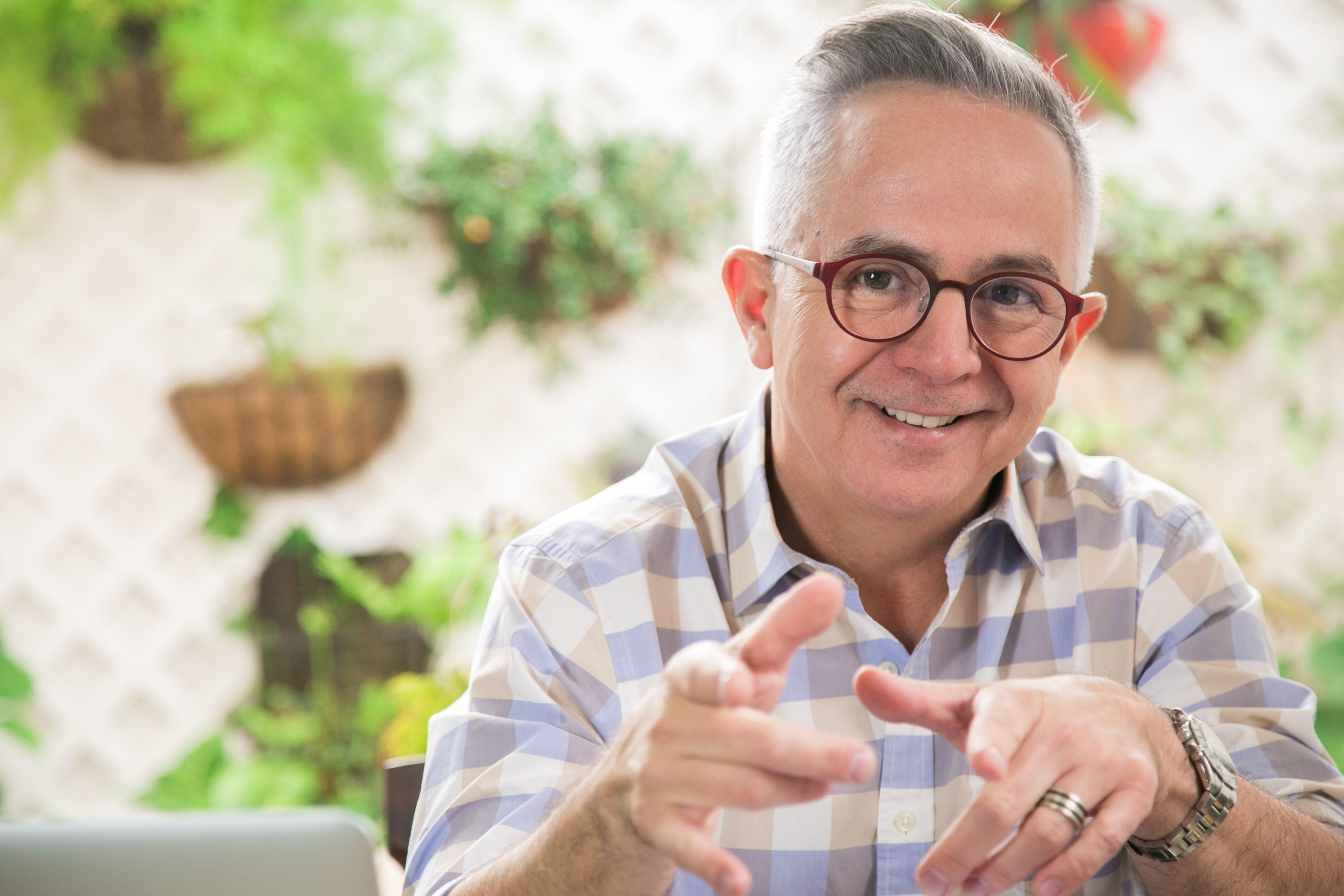 Sergio Cursino - Perfil