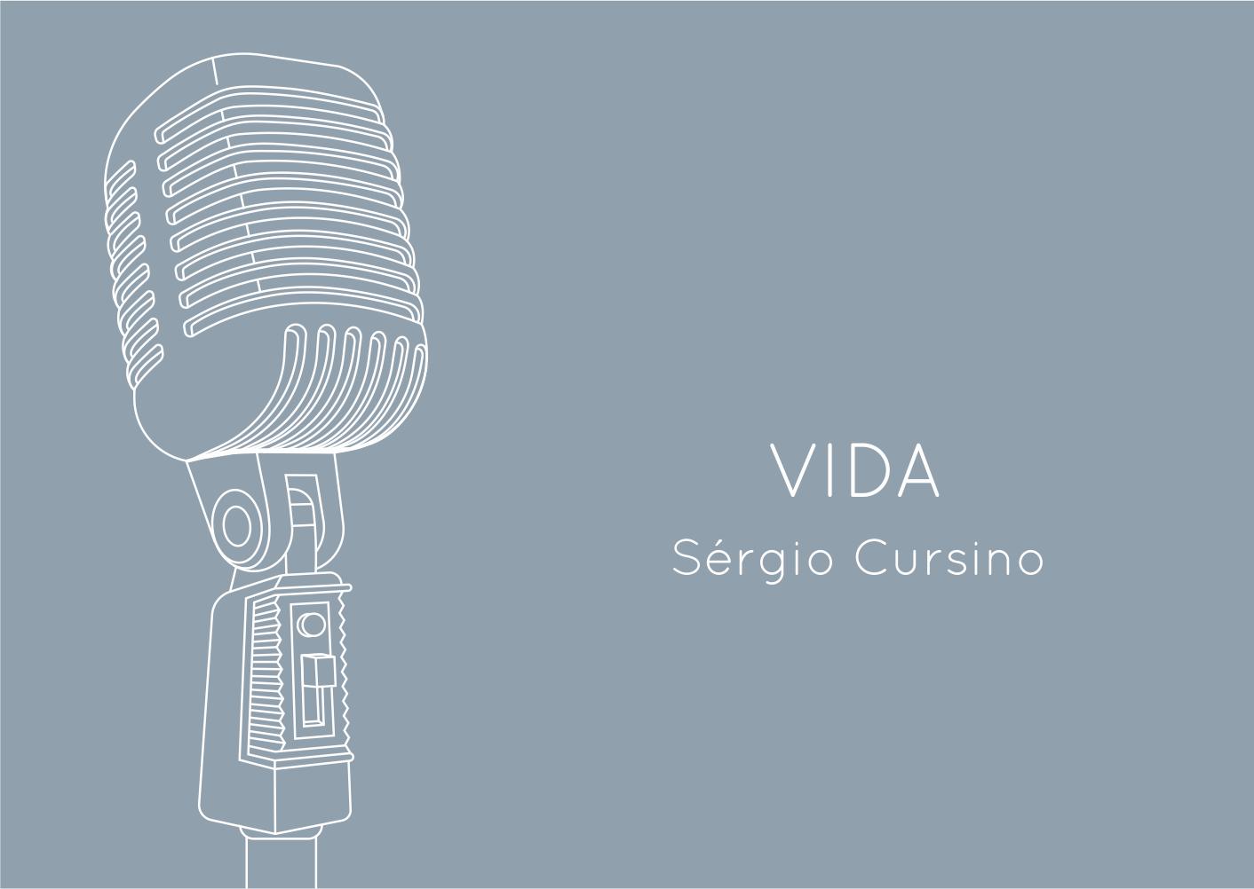 Vida - Sérgio Cursino